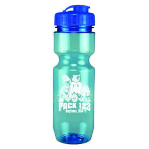 B728 22 oz Trans Bike Bottle