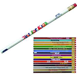 B782 Round Pioneer Pencil Spot Color