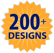 Choose From 200 Stock Shirt Design Ideas