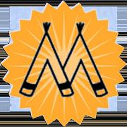 Camp Ma-Ka-Ja-Wan logo scout reservation