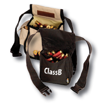 Custom Sporting Clays tournament shotgun shell bags