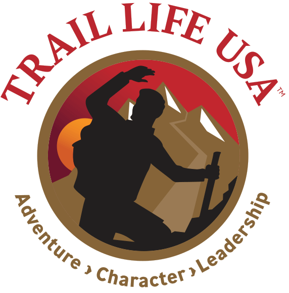 Trail Life logo for t-shirts and custom gear