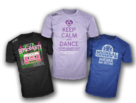 Bat Mitzvah custom t-shirts