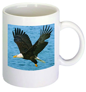 B555F 11oz Full color Printed Mug