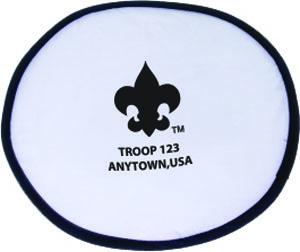 frisbee flyer nylon B736 10 inch