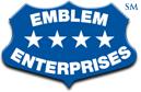 emblem enterprises patch company logo