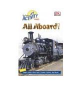 all aboard train activity book