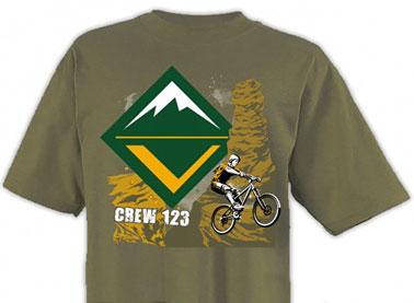 venturing crew custom t-shirts