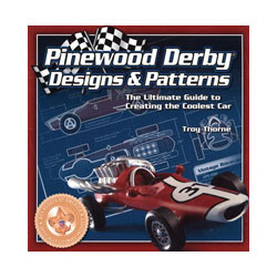 ultimate design and patterns cub scout pack pinewood derby book