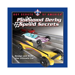 cub scouts pinewood derby speed secrets book